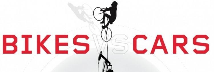 Bikes vs cars N