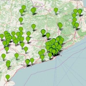 Mapa detall