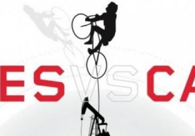 """""""Bicicletes vs. Cotxes """"a tv3"""