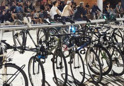 ¡Hemos ido al cine! Cyclolock ofrece aparcamiento gratuito en el Rueda Film Festival